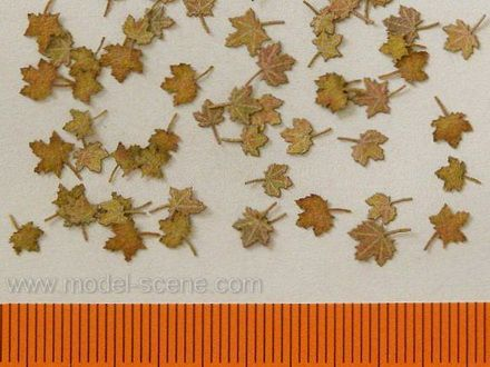 Model Scene L8-101 őszi juharlevél (1:87)
