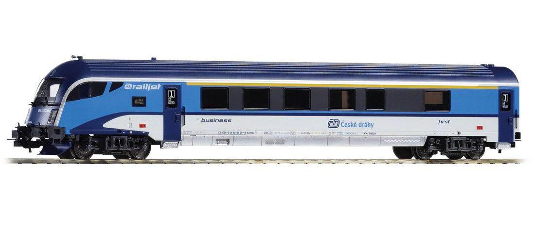 Piko 57671 CD Railjet vezérlőkocsi 1.o. Afmpz (1:87)