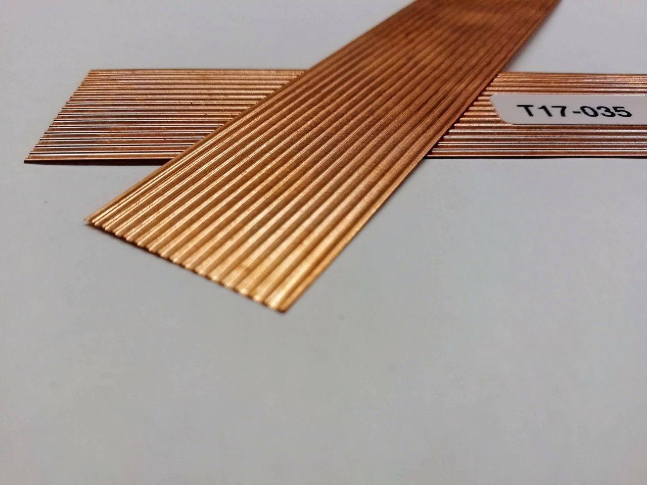 NSj Modells T17-035 Trapézlemez