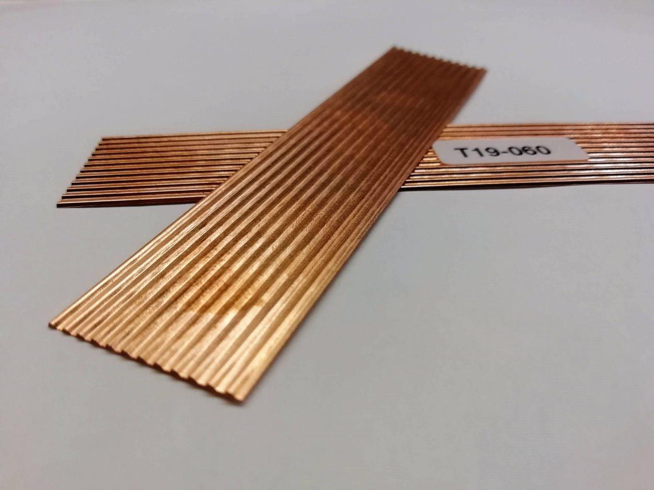 NSj Modells T19-060 Trapézlemez