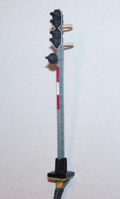 MB304 MÁV fényjelző 4 LED (1:87)