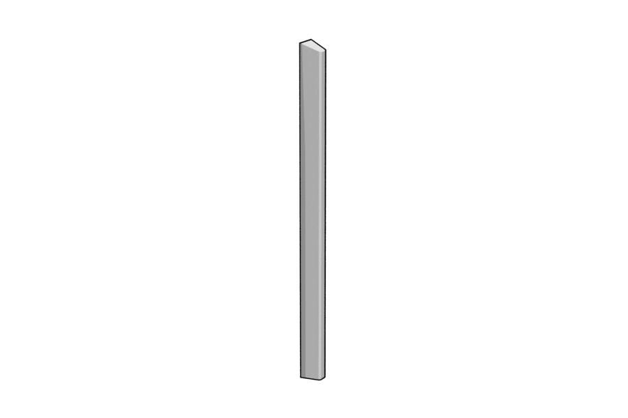 Mikromodell drótkerítés oszlop (1:87)