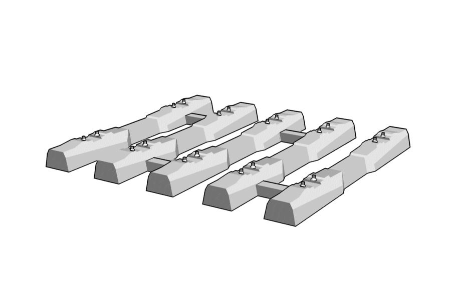 Mikromodell flexi LW betonalj rács (1:87)