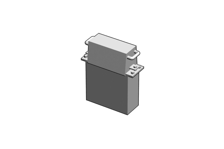 Mikromodell kábel elosztó, kicsi (1:87)