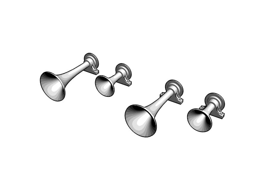 Mikromodell MÁV mozdonykürt készlet (1:87)