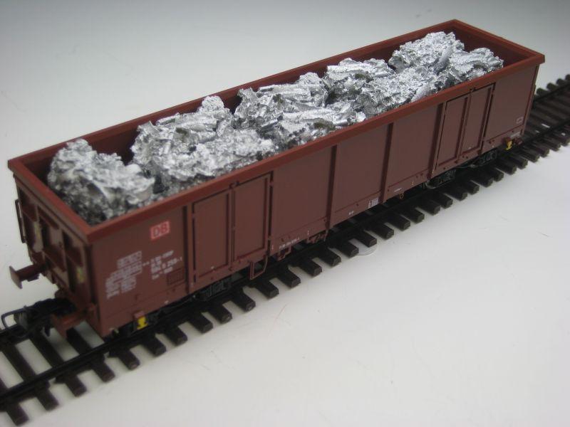 Duha DU11190/C alumínium hulladék rakomány 140mm (1:87)