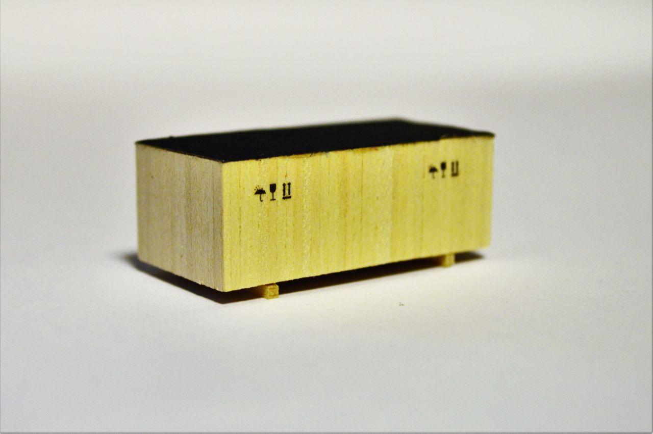 Duha DU12287 faláda rakomány 51mm (1:120)