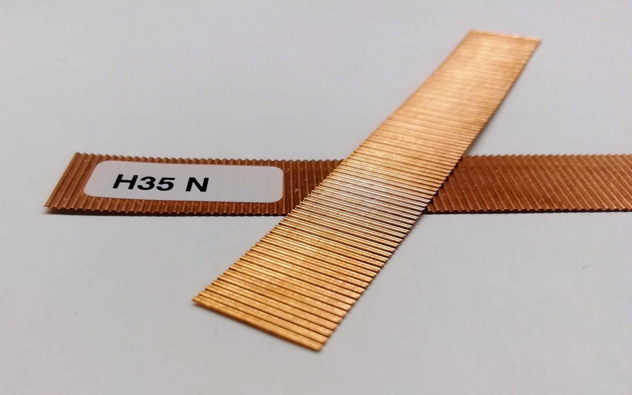 NSj Modells H35 Hullámpala, hullámlemez (1:160)