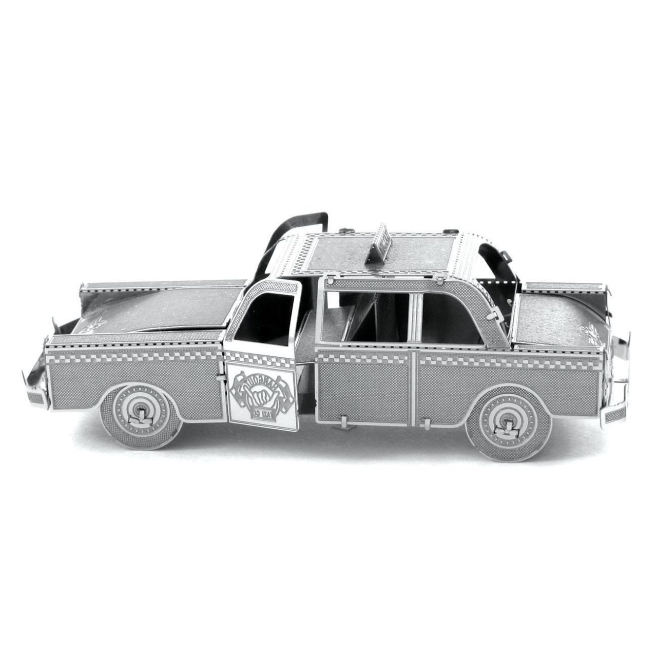 Metal Earth 502454 Checker Cab taxi